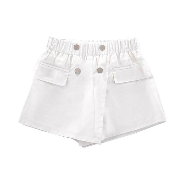 Φούστα -παντελόνι με κουμπιά για κορίτσια - Badu.gr Ο κόσμος στα χέρια σου 0e19b2410b7