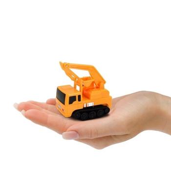 Детска играчка камион,който следва очертанията - INDUCTIVE TRUCK