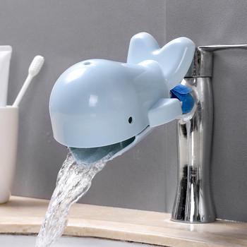 Бебешки удължител на мивка във формата на делфинче