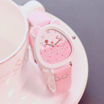 Детски часовник в няколко цвята подходящ за момичета и момчета