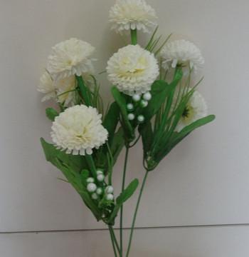 Декоративни растения в три цвята