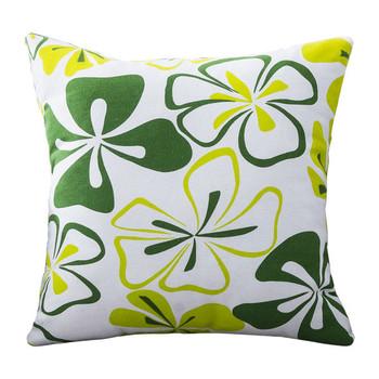 Калъфка за възглавници във флорални десени