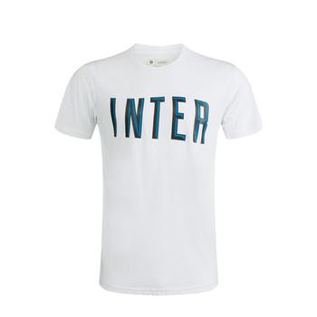 Ежедневна тениска с къс ръкав на ФК Интернационале