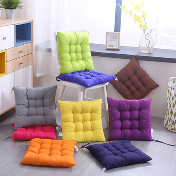 Мека възглавница за стол в няколко цвята