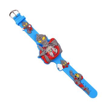 Детски часовник в няколко модела за момичета и момчета