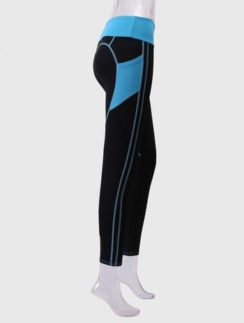 Спортен клин с джоб в три цвята